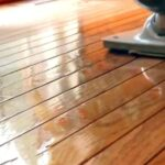 Can you use a steam mop on laminate floors